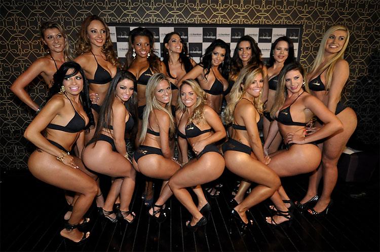 Pesrta Lomba Bokong / Pantat Paling Sexy dan Indah di Brazil